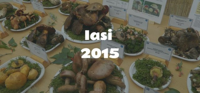 Fungi exhibition Iași 2015 [image gallery]
